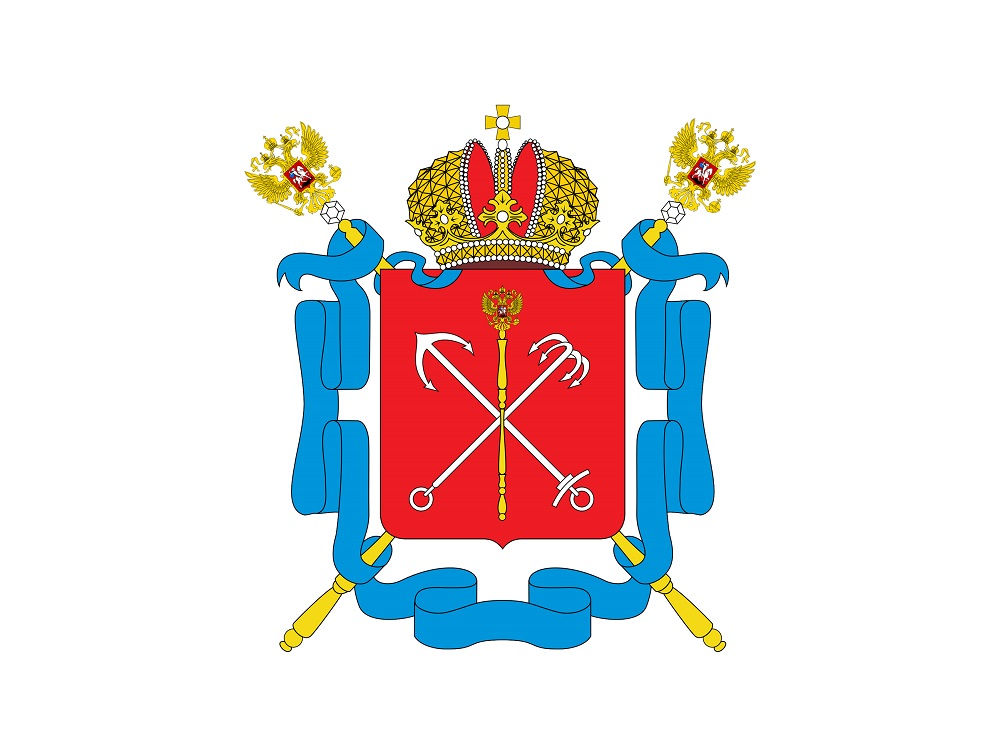 Coat of Arms of Saint Petersburg